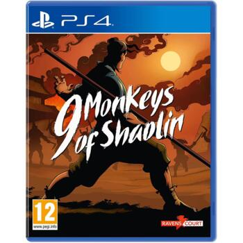 9 Monkeys of Shaolin (PS4) (Рус)