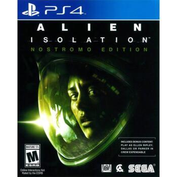 Alien Isolation (PS4) (Рус)
