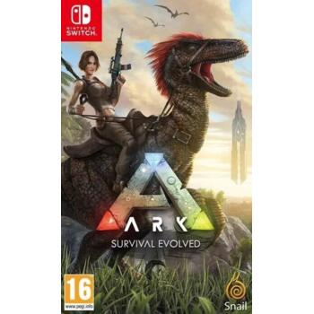 ARK Survival Evolved (Nintendo Switch) (Рус)