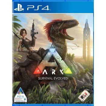 ARK: Survival Evolved (PS4) (Рус)
