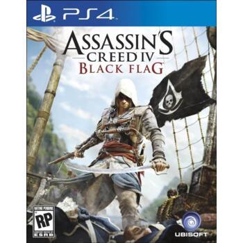 Assassin's Creed 4 (IV): Black Flag (Черный флаг) (PS4) (Рус)