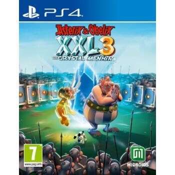 Asterix & Obelix XXL 3 – The Crystal Menhir (PS4) (Eng)