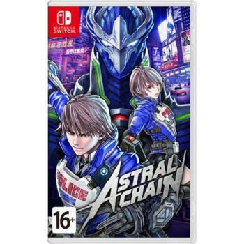 Astral Chain (Nintendo Switch) (Рус) (Б/У)