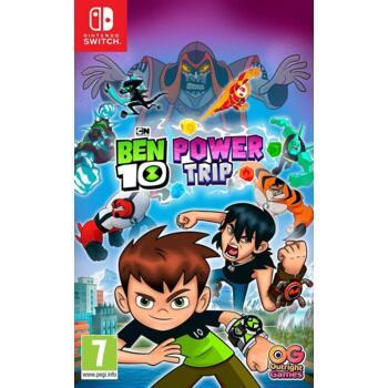 Ben 10: Мощное Приключение (Nintendo Switch) (Рус)