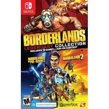 Borderlands: Legendary Collection (Nintendo Switch) (Eng) (Б/У)
