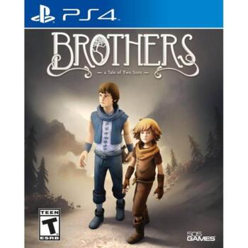 Brothers: A Tale of Two Sons (PS4) (Рус)