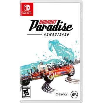 Burnout Paradise Remastered (Nintendo Switch) (Eng) (Б/У)