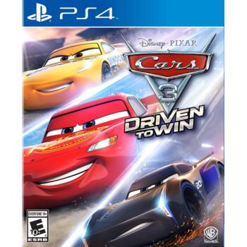 Cars 3: Driven To Win (PS4) (Рус)