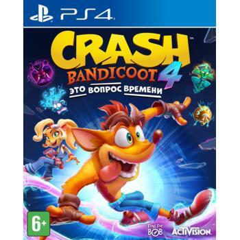 Crash Bandicoot 4: Это Вопрос Времени (PS4) (Рус)