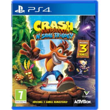 Crash Bandicoot N. Sane Trilogy (PS4) (Eng)