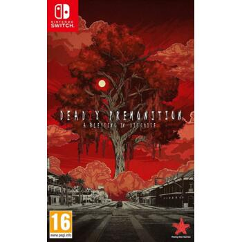 Deadly Premonition 2: A Blessing in Disguise (Nintendo Switch) (Eng)
