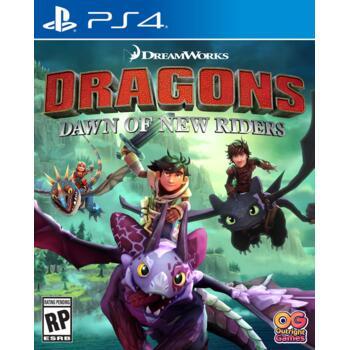 Dragons: Dawn of New Riders (Как Приручить Дракона 3) (PS4) (Eng)