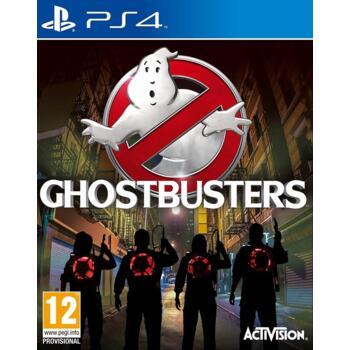 Ghostbusters (Охотники за приведениями) (PS4) (Eng)