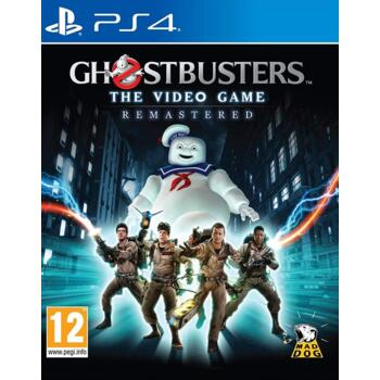 Ghostbusters: The Video Game Remastered (PS4) (Eng)