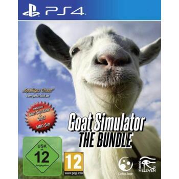 Goat Simulator (PS4) (Eng)