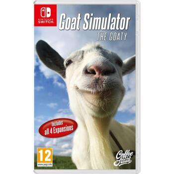 Goat Simulator: The GOATY (Nintendo Switch) (Рус)