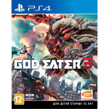 God Eater 3 (PS4) (Рус)