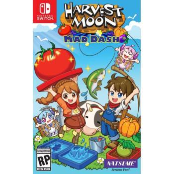 Harvest Moon: Mad Dash (Nintendo Switch) (Eng)