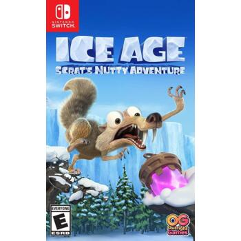 Ice Age: Scrat's Nutty Adventure (Nintendo Switch) (Рус)