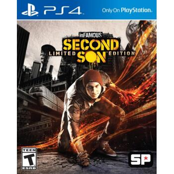 Infamous: Second Son (PS4) (Рус)