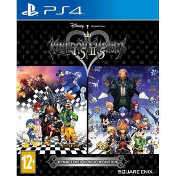 Kingdom Hearts HD I.5+II.5 ReMIX (PS4) (Eng)