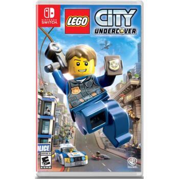 LEGO City Undercover (Nintendo Switch) (Рус)