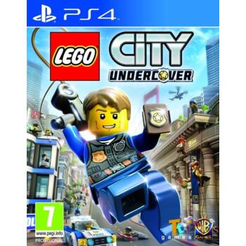 LEGO City Undercover (PS4) (Рус)