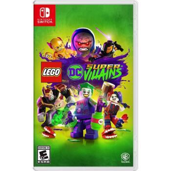 LEGO DC Super-Villains (Nintendo Switch) (Рус)