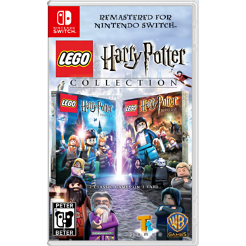 LEGO Harry Potter Collection (Nintendo Switch) (Eng)