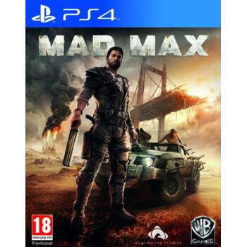 Mad Max (PS4) (Рус)