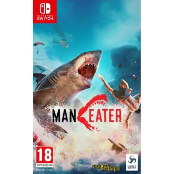 Maneater (Nintendo Switch) (Рус)
