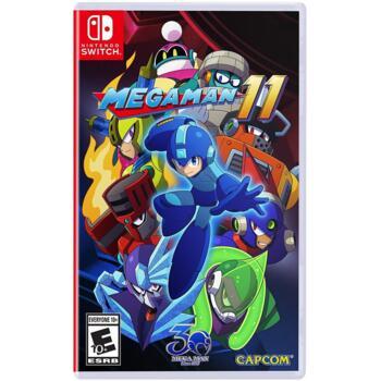 Mega Man 11 (Nintendo Switch) (Eng)