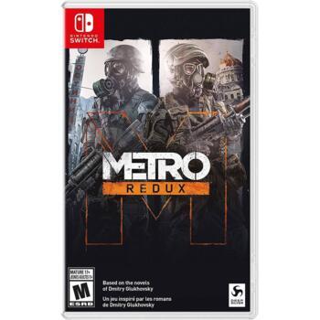 Metro 2033: Redux (Nintendo Switch) (Рус)