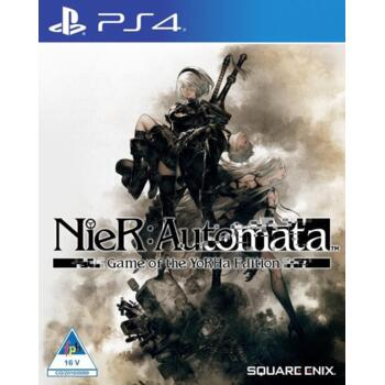 NieR: Automata Game of the YoRHa Edition (PS4) (Eng)