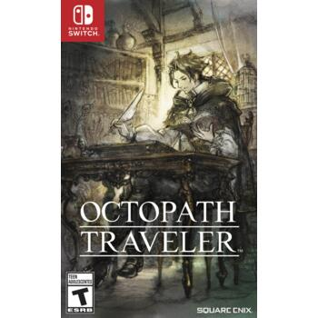 Octopath Traveler (Nintendo Switch) (Eng)