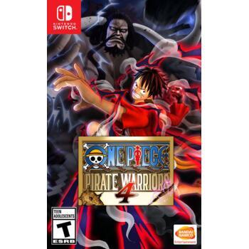 One Piece: Pirate Warriors 4 (Nintendo Switch) (Eng)