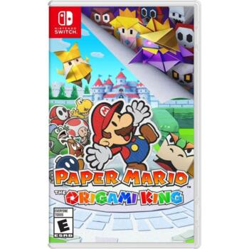 Paper Mario: The Origami King (Nintendo Switch) (Eng)