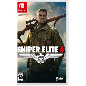 Sniper Elite 4 (Nintendo Switch) (Рус)