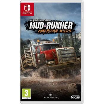 Spintires: MudRunner American Wilds. Полное издание (Nintendo Switch) (Eng)