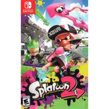 Splatoon 2 (Nintendo Switch) (Рус)