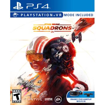 Star Wars: Squadrons (поддержка PS VR) (PS4) (Рус)
