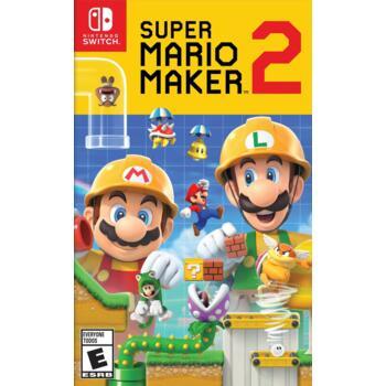 Super Mario Maker 2 (Nintendo Switch) (Рус)