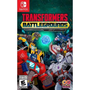 Transformers: Battlegrounds (Nintendo Switch) (Рус)