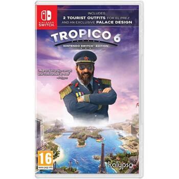 Tropico 6 (Nintendo Switch) (Рус)