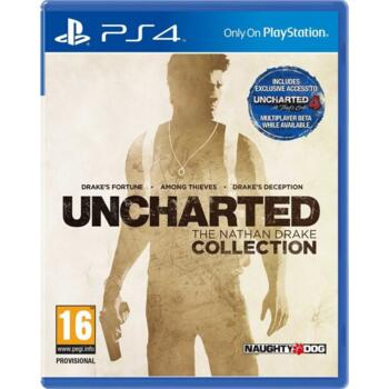 Uncharted: Nathan Drake Collection (PS4) (Рус)