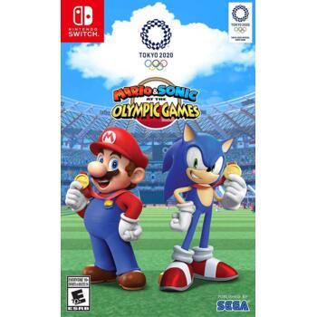 Марио и Соник на Олимпийских играх 2020 в Токио (Nintendo Switch) (Рус)