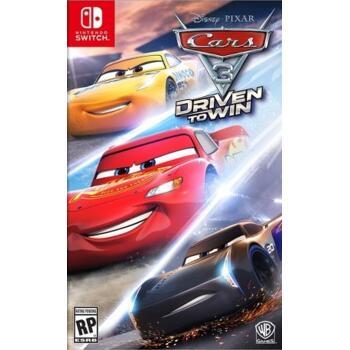 Cars 3: Driven to Wins (Тачки 3 Навстречу Победе) (Nintendo Switch) (Eng)