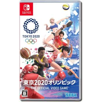 Tokyo 2020 Olympic Games Official Videogame (Nintendo Switch) (Рус)